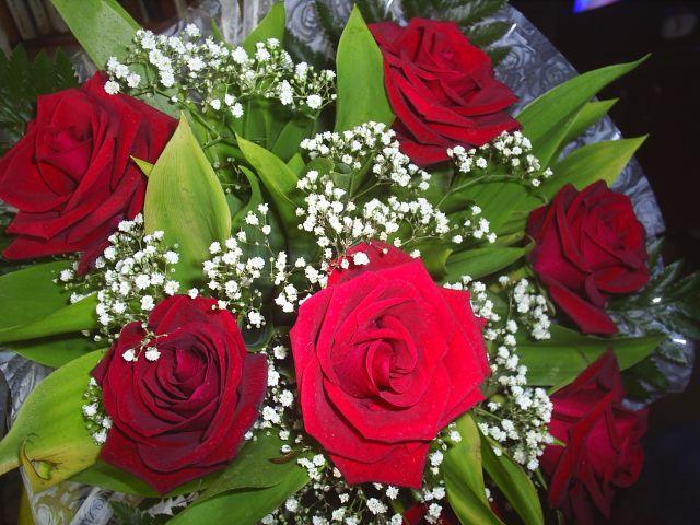 Не выбирайте для букета цветы с резким